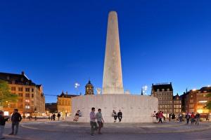 De Dam - monument